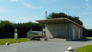 Bioenergiekraftwerk, Rendswühren, Gönnebek, Wärmekonzepte