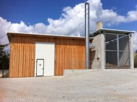 BHKW Gönnebek, Bioenergieprojekte Rendswühren, Holzhackschnitzelheizung