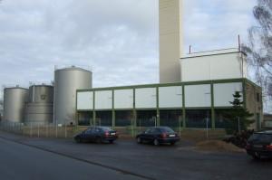Gönnebek, Wärmekonzepte,  Heizwerkgenossenschaft Gönnbek